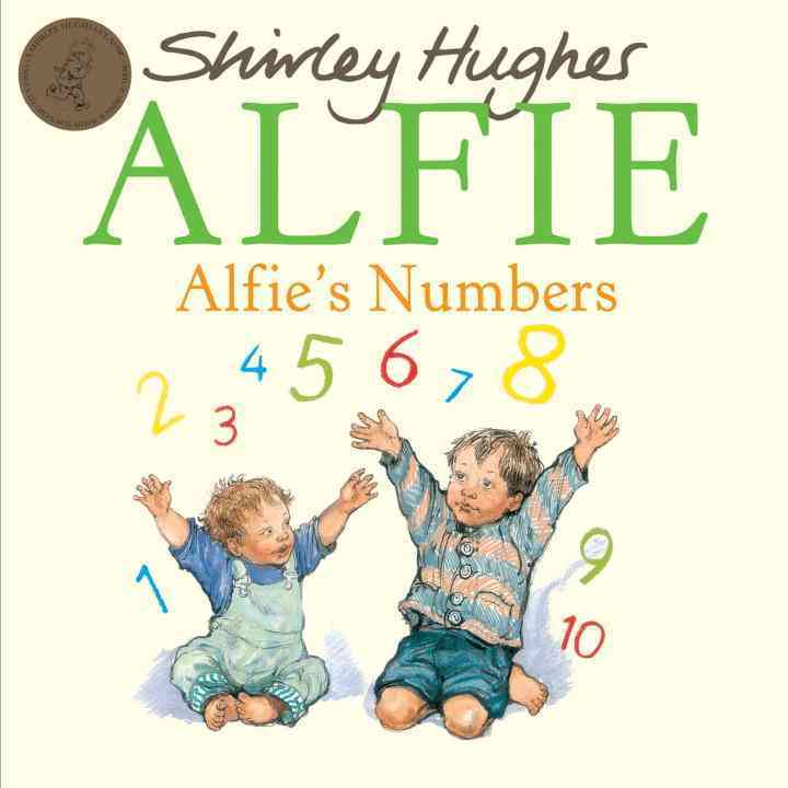 Alfie's Numbers By Hughes, Shirley
